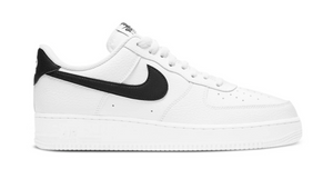 "Nike Air Force 1 '07 ""White Black"""