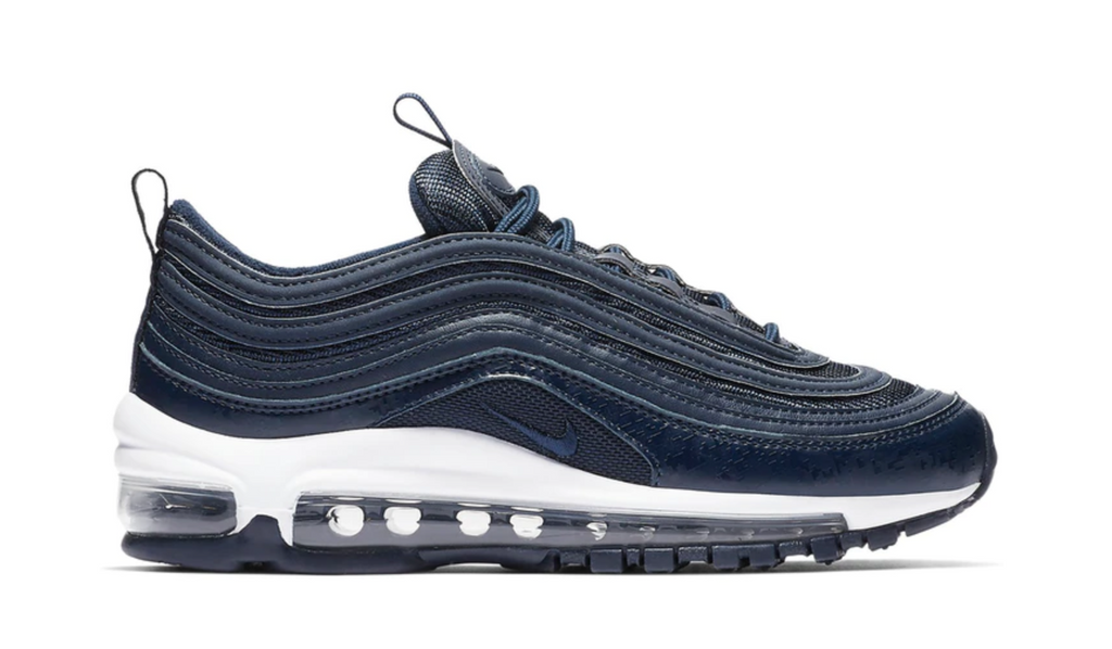 "Nike Air Max 97 (GS) ""Obsidian White"""