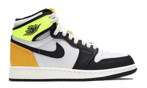 "Air Jordan 1 Retro High OG (GS) ""Volt Gold"""