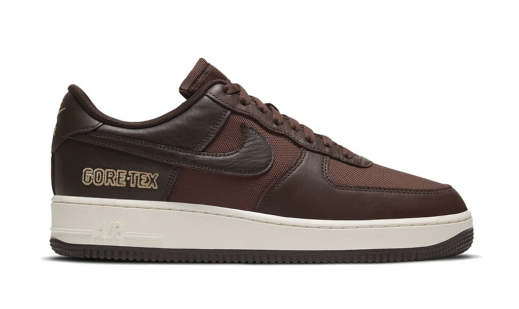 "Nike Air Force 1 Gore-Tex ""Baroque Brown"""