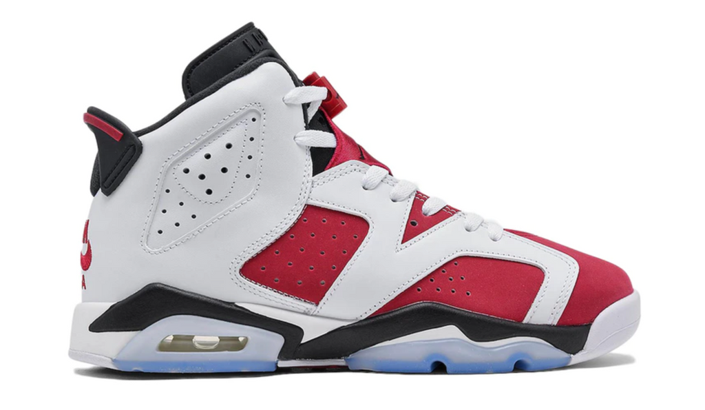 "Air Jordan 6 Retro (GS) ""Carmine 2021"""