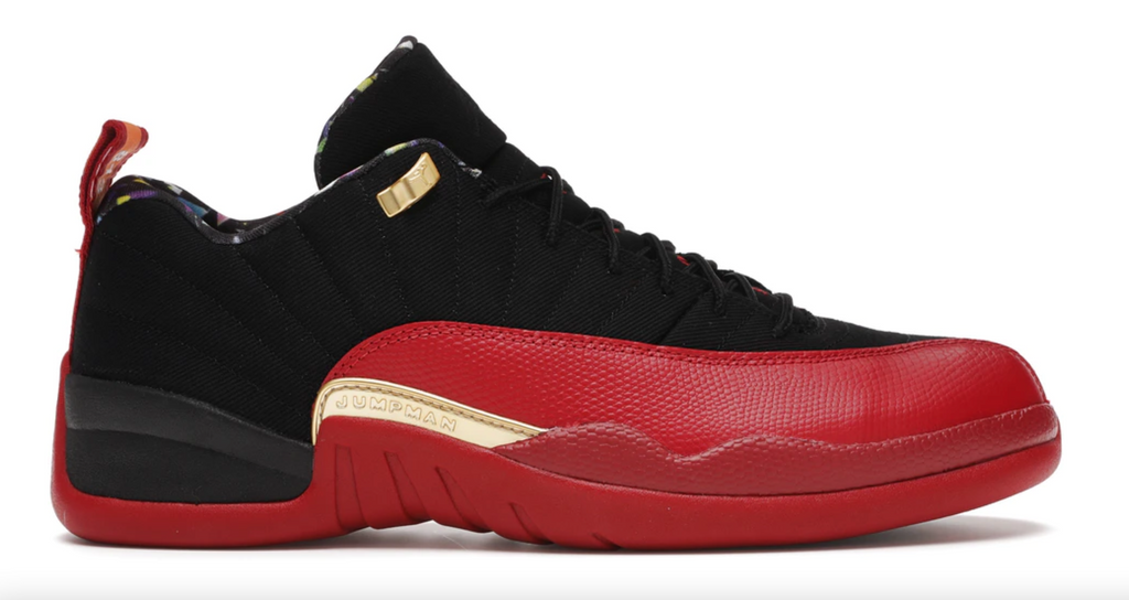 "Air Jordan 12 Retro Low SE ""Super Bowl LV"""