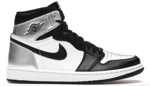 "Womens Air Jordan 1 High OG ""Silver Toe"""