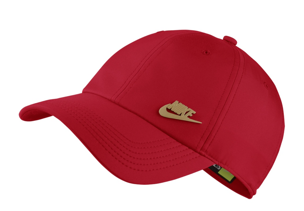 "Nike Sportswear H86 Dad Hat ""Red"" $30.00"