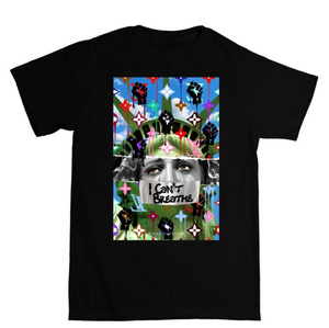 "R Max Liberty For All T-Shirt ""Black Multi"" $40.00"