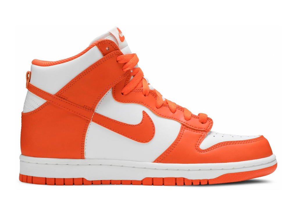 "Nike Air Dunk High (GS) ""Syracuse"""
