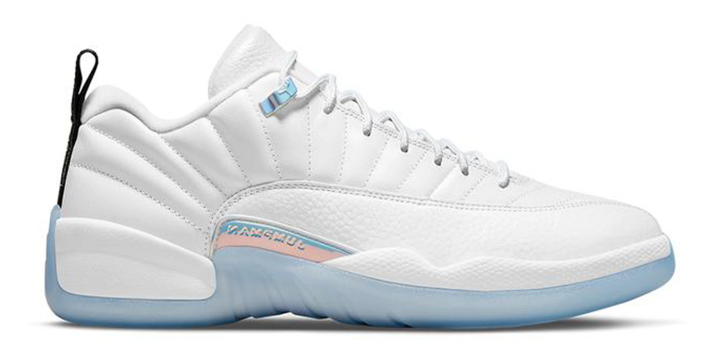 "Air Jordan 12 Retro Low ""Easter 2021"""