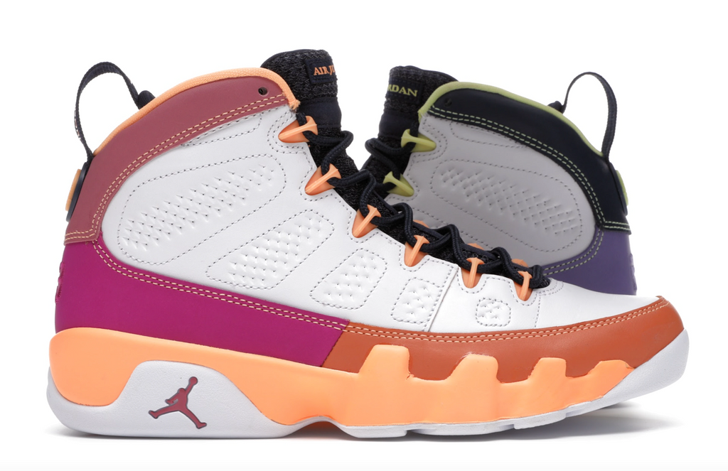 "Women's Air Jordan 9 Retro ""Change The World"""