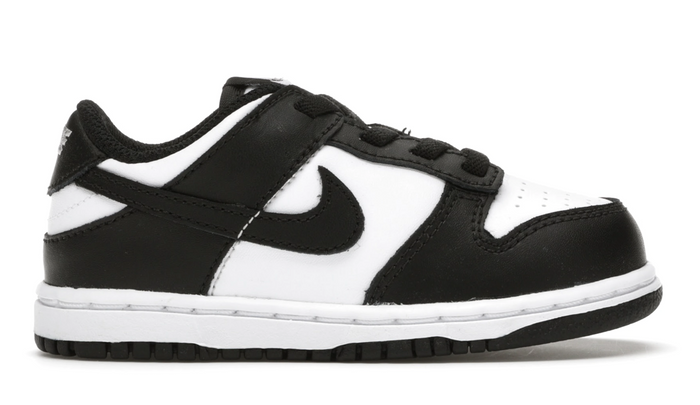 "Nike Air Dunk Low Retro (TD) ""White Black"""