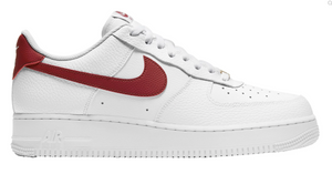 "Nike Air Force 1 '07 ""White Team Red"""