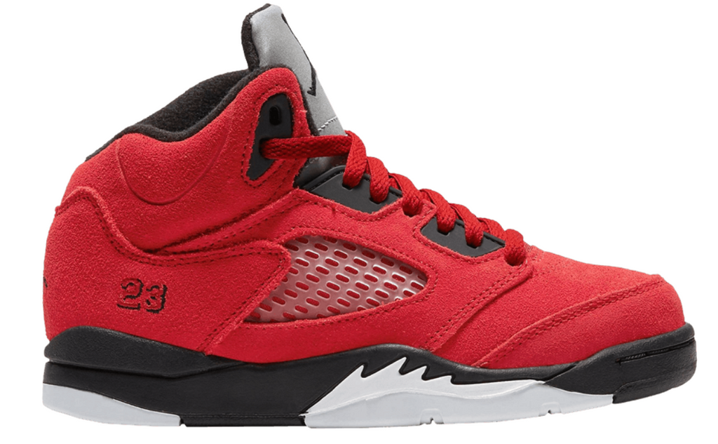 "Air Jordan 5 Retro (PS) ""Raging Bull 2021"""