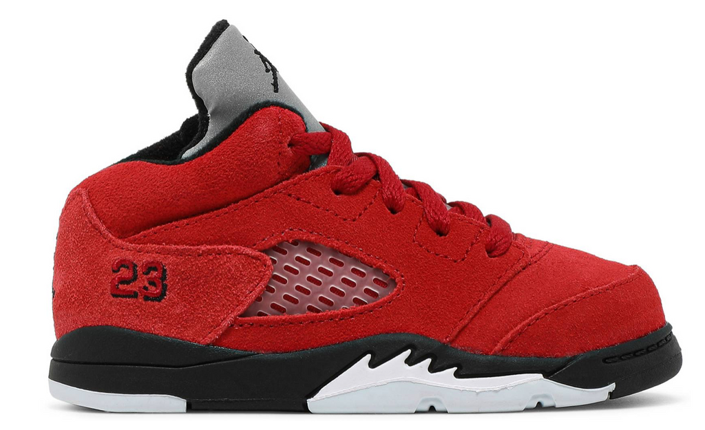 "Air Jordan 5 Retro (TD) ""Raging Bull 2021"""