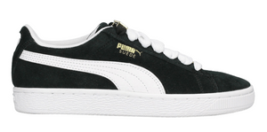 "Puma Suede Classic B-Boy Fabulous Jr (GS) ""Black White"""