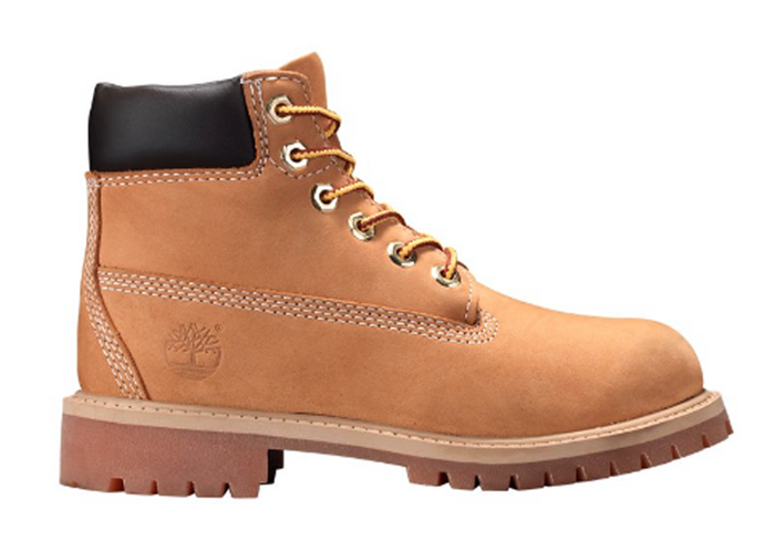 "Timberland 6 In PREM (GS) ""Tan Construction"""