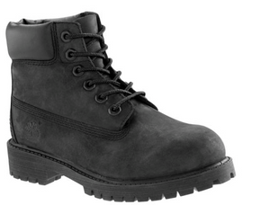 "Timberland 6 In PREM (GS) ""Black Construction"" - FCSSNEAKERS.COM"