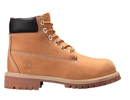 "Timberland 6 In PREM Boot (PS) ""Tan Construction"""