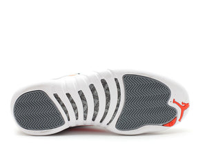 "Air Jordan 12 Retro ""Cool Grey Orange"" - FCSSNEAKERS.COM"