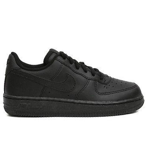 "Nike Air Force 1 (PS) ""Black Black"""