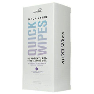 "Jason Markk Premium Shoe Care ""Quick Wipes"""