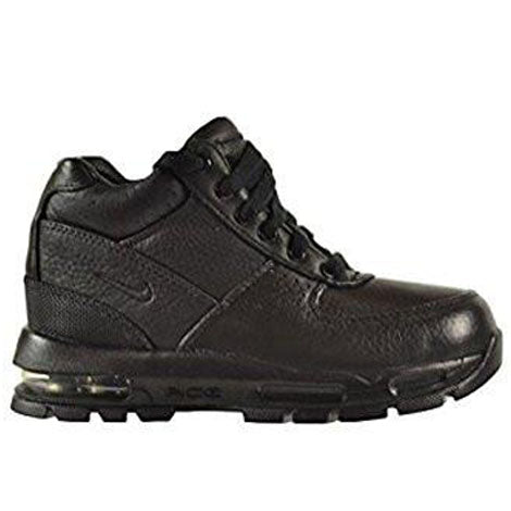 "Nike Air Max Goadome (PS) ""Black Leather"""