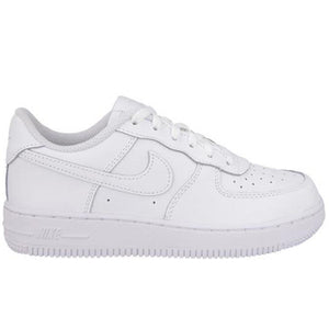 "Nike Air Force 1 (PS) ""White White"""