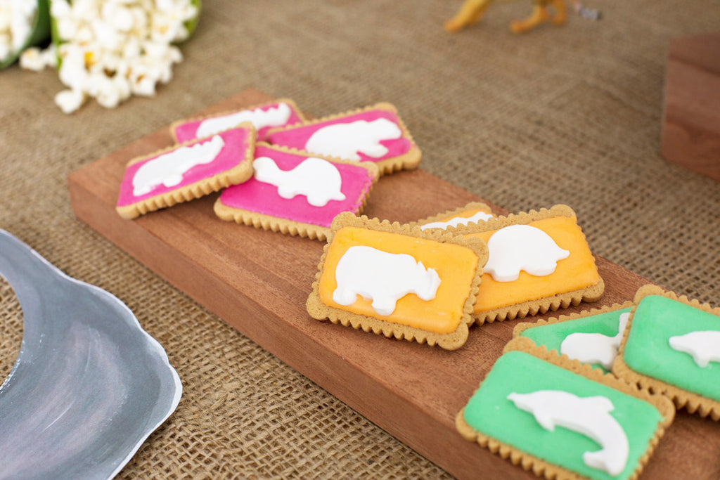 The Tiny Store_Safari Party_Zoo Biscuits