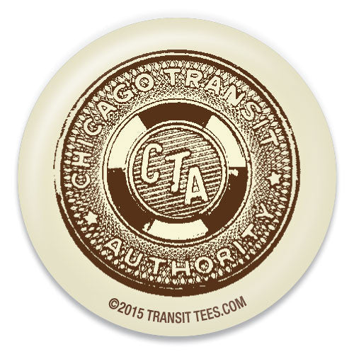 CTA Token Brown - ChattySnaps