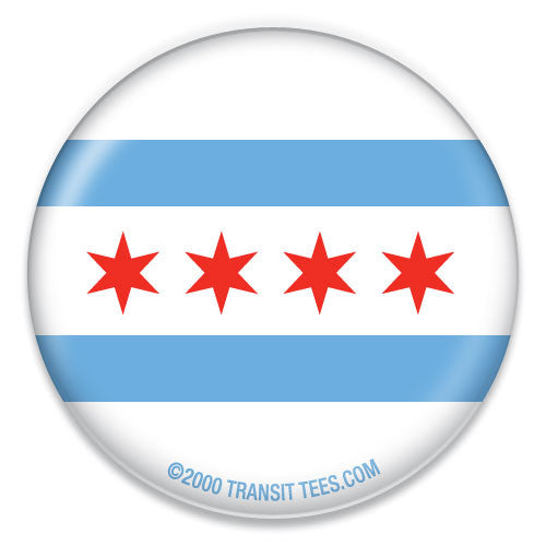 Chicago Flag - ChattySnaps