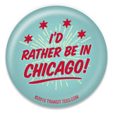 I'd Rather Be in Chicago - ChattySnaps