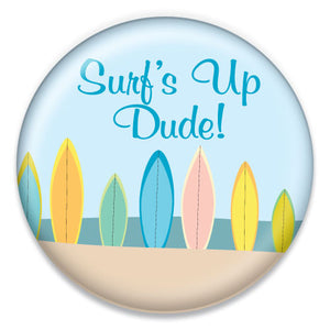 Surf's Up Dude! - ChattySnaps