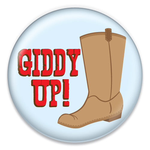 Giddy Up! - ChattySnaps