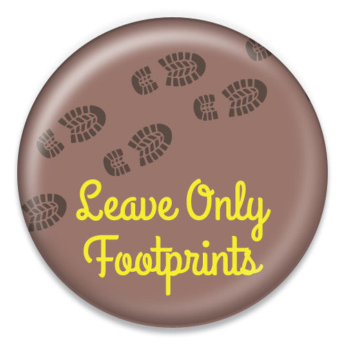 Leave Only Footprints - ChattySnaps