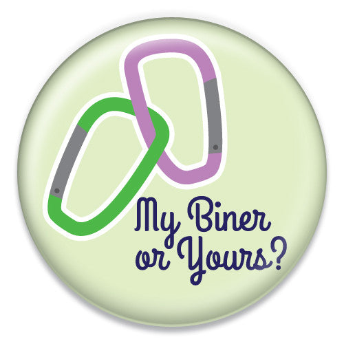 My Biner or Yours? - ChattySnaps