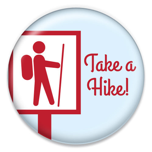 Take a Hike! - ChattySnaps