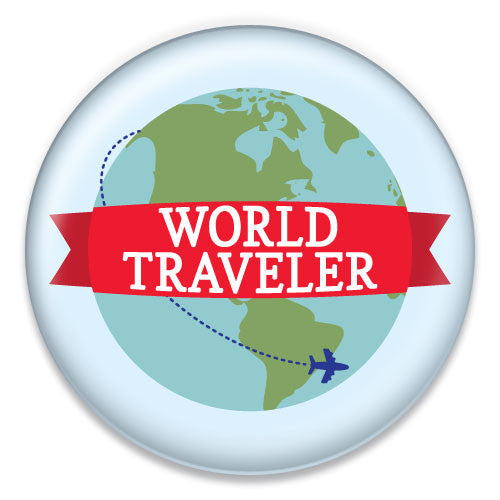 World Traveler - ChattySnaps