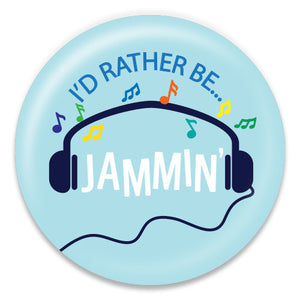 I'd Rather Be Jammin' - ChattySnaps