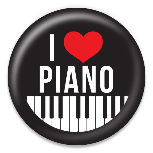 I Heart Piano - ChattySnaps