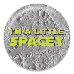 I'm a Little Spacey - ChattySnaps