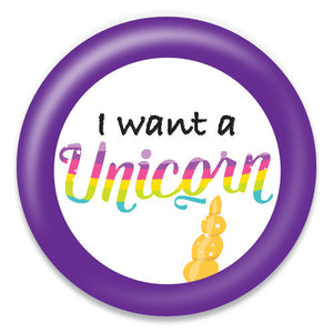 I Want a Unicorn - ChattySnaps