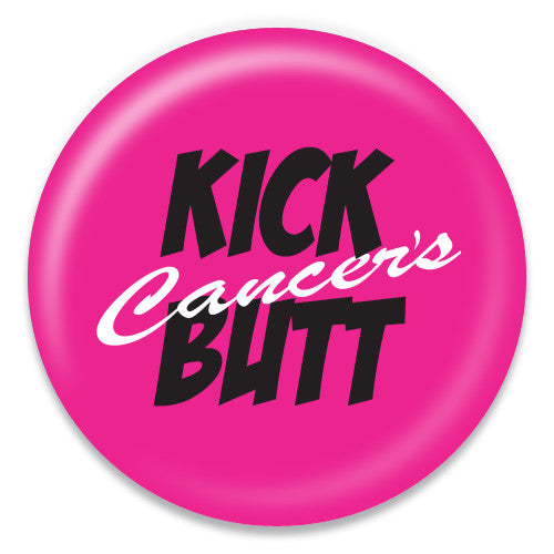 Kick Cancer's Butt