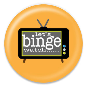Let's Binge Watch - ChattySnaps