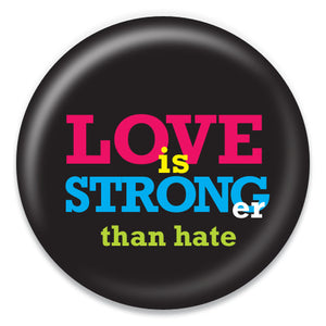 Love is Stronger Than Hate - ChattySnaps