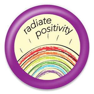 Radiate Positivity - ChattySnaps