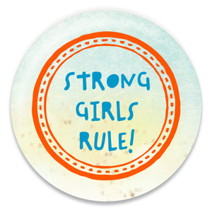 Strong Girls Rule - ChattySnaps
