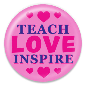 Teach Love Inspire - ChattySnaps