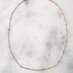 Camilla Chain Choker, Necklace, - Wander + Lust Jewelry