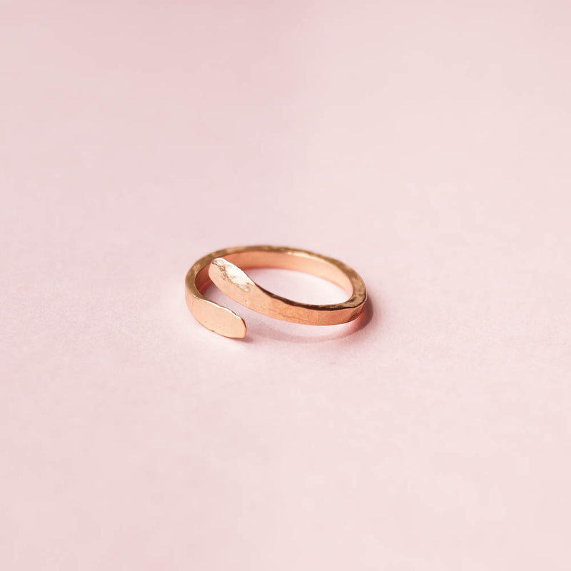 Perfectly Imperfect Ring, Ring, - Wander + Lust Jewelry
