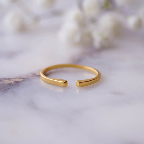 Open For Love Ring, Ring, - Wander + Lust Jewelry