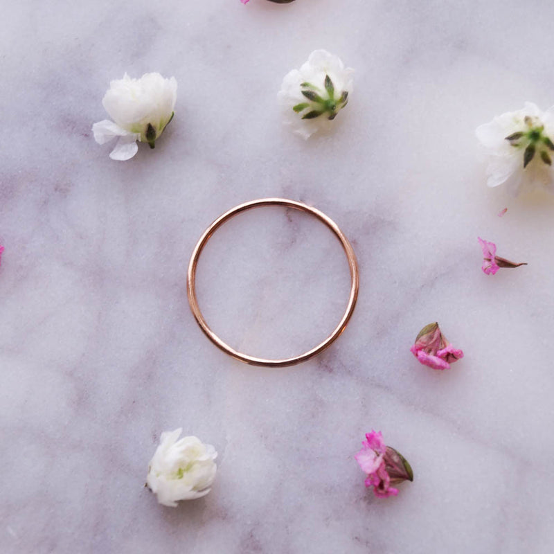 Emmie Ring, Ring, - Wander + Lust Jewelry