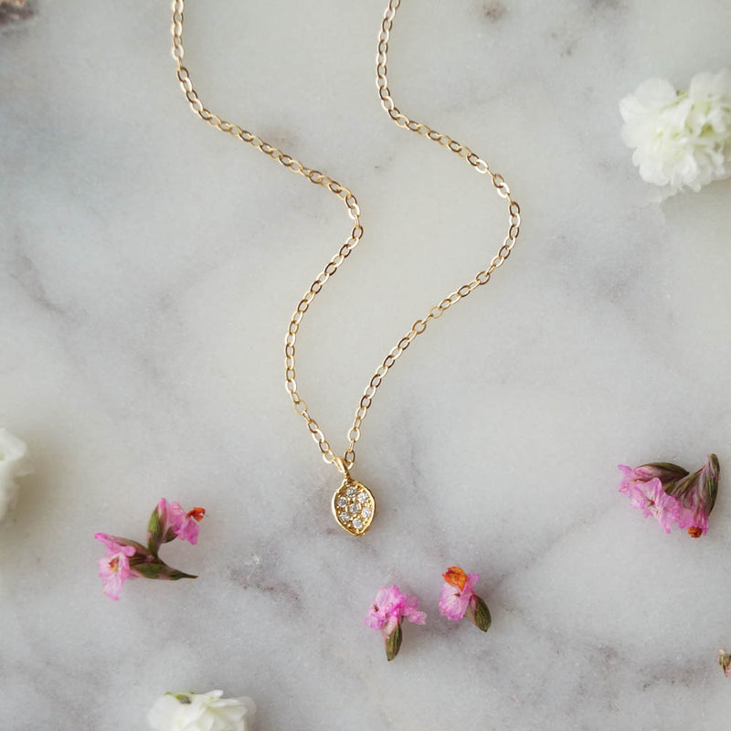 Growth Necklace, Necklace, - Wander + Lust Jewelry
